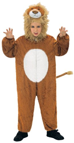 Imagen de widman  disfraz de león infantil, talla 3  5 años s/9776a