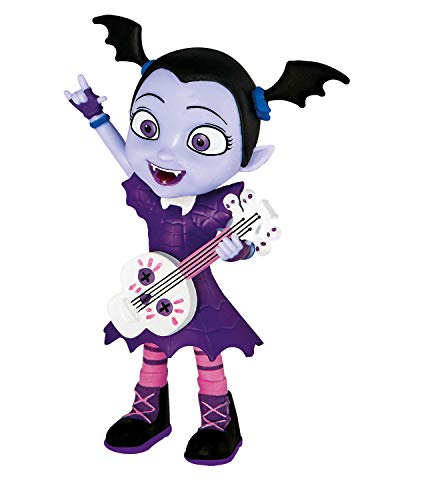 Bullyland Vampirina de Disney con una guitarra
