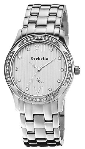 Orphelia - OR22270388 - Montre Femme - Quartz Analogique - Cadran Gris - Bracelet Autre Argent