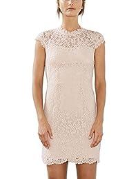 ESPRIT Collection Damen Kleid 126eo1e015