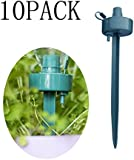 REARAND Vacation Plant Watering Device Self Watering Automatic Watering Kit For Plants and Herbs (10 PACK)