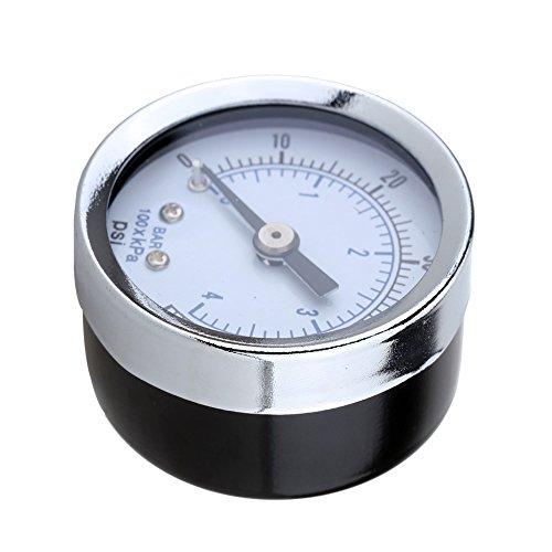 Sharplace 0-60psi 0-4bar NPT Mini Druckluft Vakuummeter Hydraulische Manometer