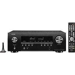 Denon AVR-S650H 5.2 Netzwerk-AV-Receiver 4K WLAN Bluetooth AirPlay HEOS schwarz