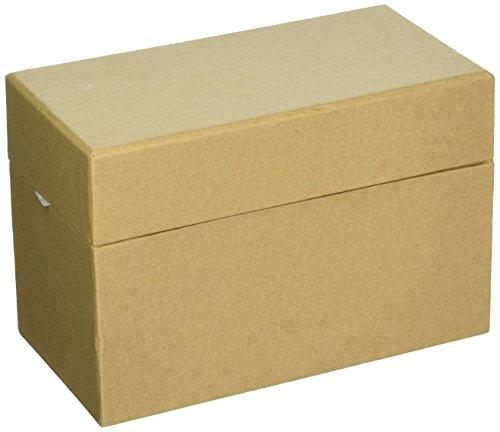 Darice Paper-Mache Recipe Box - Darice-box