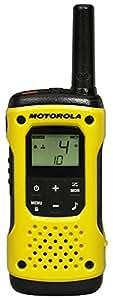 Motorola TLKR T92 H2O PMR Funkgerät (IP67, wetterfest, Reichweite bis zu 10 km)