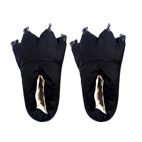 Hausschuhe Damen Winter Wärme Plüsch Tiere Stiefel DOLDOA Pantoffeln Slipper