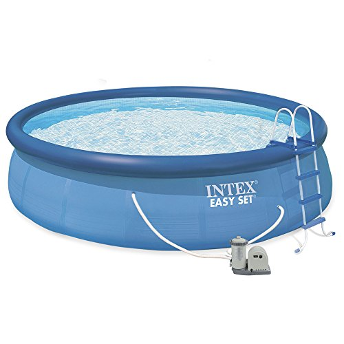 Mac Due Intex 28176 -  Piscina Easy Set, 549x122 cm