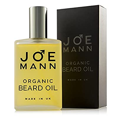 Organic Beard Oil And Conditioner For A Beard She Can't Resist Stroking