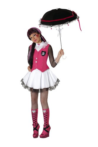 Monster High – D686 – Kostüm Kostüm – von Draculaura (Monster High Costums)