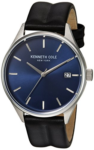 kenneth-cole-new-york-mens-classic-quartz-stainless-steel-and-leather-dress-watch-colorblack-model-1