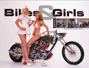 Kalender Bikes & Girls 2008. Fotos v.