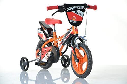 Dinobikes 612L Kinderrad mit St&uumltzr&aumldern