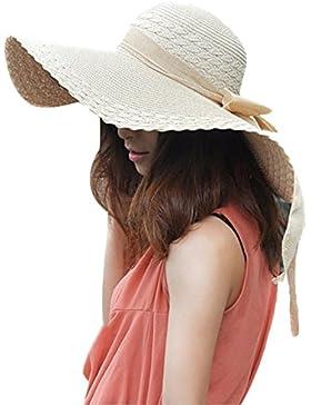 TININNA donne chic di spiaggia cappello spiaggia parasole di sunhat in estate