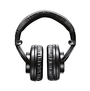 Shure SRH840 Reference Studio Headphones - Black (B002N1V7OM) | Amazon price tracker / tracking, Amazon price history charts, Amazon price watches, Amazon price drop alerts