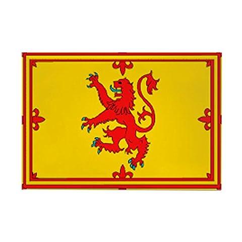 CafePress - Scottish Royal Rampant Lion Magnet - Rectangle Magnet, 2