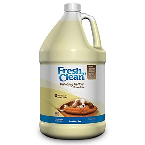 lambert-kay-fresh-n-clean-deshedding-pre-wash-151-concentrate-gallon-size-floral-scent