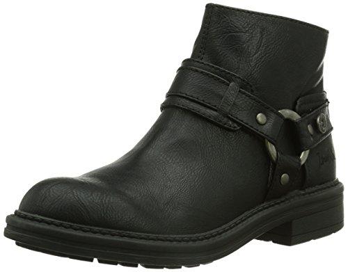 blowfish-fab-frontline-womens-biker-boots-black-black-old-saddle-6-uk-39-eu