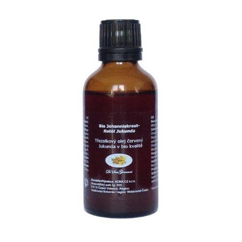 Johanniskraut-Rotöl aus Wildwuchs 50 ml