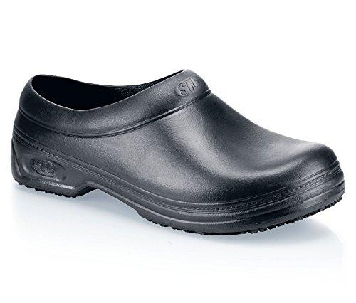 Shoes for Crews Adult Sfc Froggz Pro, Chaussures mixte adulte Schwarz (Schwarz)