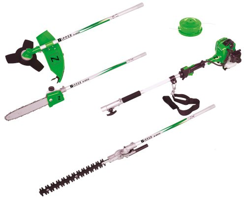 Kit de mantenimiento jardin 4 operaciones Zipper ZI-GPS70G