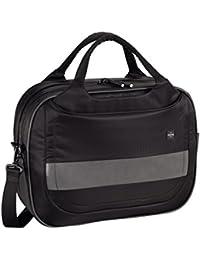 """Hama Munich 15.6"""" Malette Noir - sacoches d'ordinateurs portables (Malette, 39,6 cm (15.6""""), Sangle épaule, 1 kg, Noir)"""
