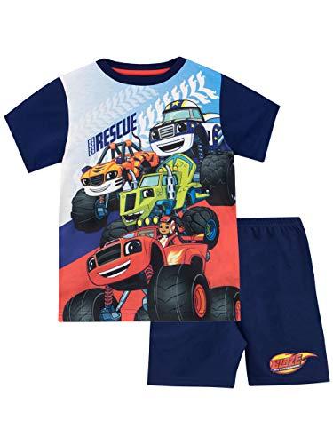 Blaze und die Monster-Maschinen Jungen Blaze & The Monster Machines Schlafanzug Blau 116