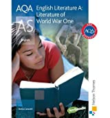 [ AQA ENGLISH LITERATURE A AS LITERATURE OF WORLD WAR ONE STUDENT BOOKBY CANWELL, STELLA](AUTHOR)PAPERBACK