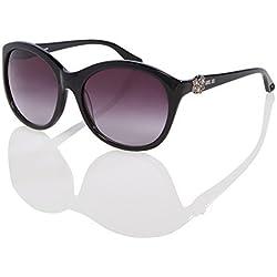 ANNA SUI Damen Sonnenbrille schwarz schwarz