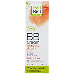 So'Bio Étic, BB Cream 5 in 1, 02 Beige Éclat, 30 ml