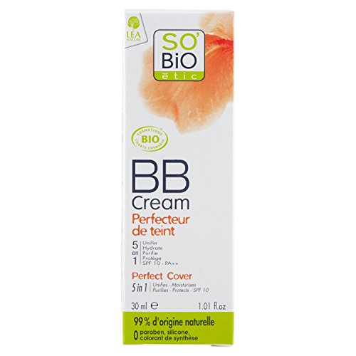 So'axess Bio Étic BB Cream 5 in 1 02 Beige Éclat Tube 30 ml - 1 Stück -