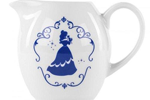 DISNEY - BEAUTY & THE BEAST - Creamer 'Porcelain' Porcelain Creamer