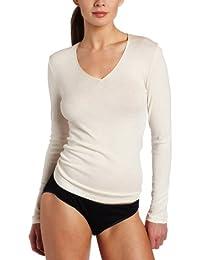 Hanro Damen Unterhemd Woolen Silk