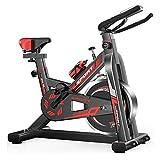 H.yina Durable Bicyclette d'exercice d'intérieur Fitness Appareils de Fitness...