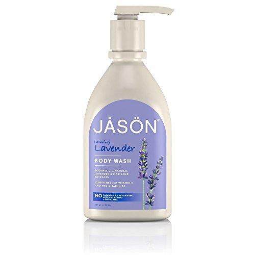 Jason | Lavender Satin Body Wash Pump | 1 x 887ml -