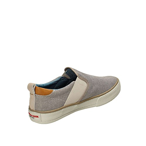 U.S.POLO ASSN. Turner Boston, Sneaker Infilare Uomo Beige