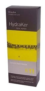 Erayba, HydraKer K11, traitement pour les cheveux kératine - 100ml