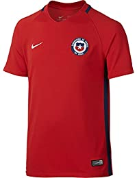 2016-2017 Chile Home Nike Football Shirt (Kids) 48cefb81bf9e0