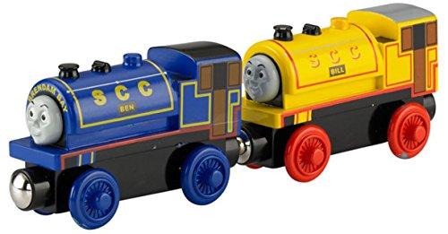 Thomas & Friends Wooden Railway Bill & Ben Engines