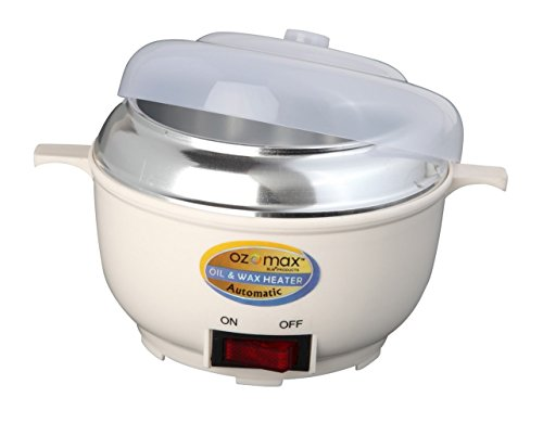 OZOmax Automatic Wax Heater / Warmer with Auto Cut-Off (Multicolor)