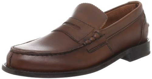 Clarks beary loafer 20349842, mocassini uomo, marrone (braun (mid brown lea)), 43
