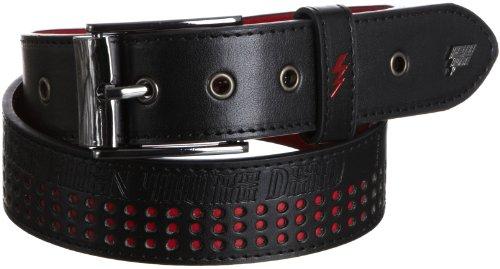 Lowlife of London - Cinturón para hombre, color noir noir, talla talla francesa: xs (taille fabricant: x-s)