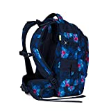 SATCH BACKPACK Zainetto per bambini, 45 cm, 30 liters, Multicolore (Flowers)