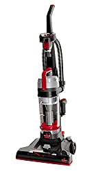 Bissell Upright Powerforce Helix Turbo 2110E 1-Liter Dry Vacuum Cleaner (Red)