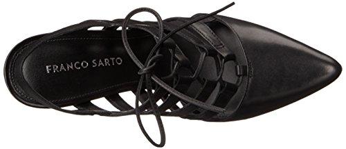Franco Sarto Avalon Femmes Cuir Sandales Black