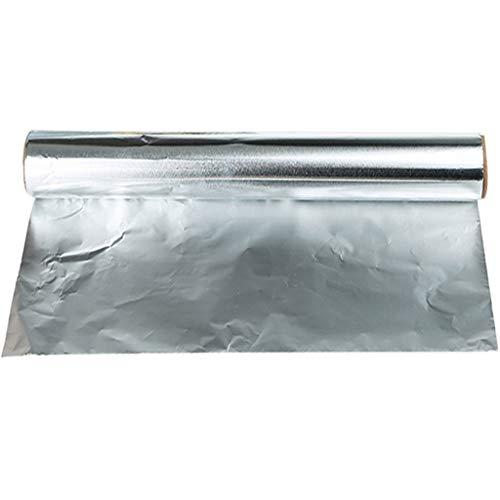XBZ-zh Bandeja para Hornear Lámina de estaño, Horno de microondas multifunción Horno doméstico Carne a la Parrilla Video para Hornear Lámina 30 cm * 10 m (Tamaño : Two Box of)