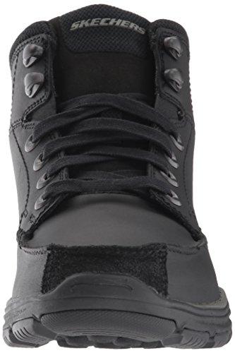Skechers Garton-dodson, Bottes Hommes Noir (noir)