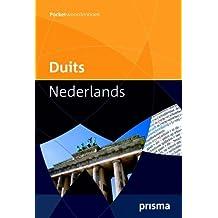 Prisma pocketwoordenboek Duits-Nederlands (Prisma pocketwoordenboeken)