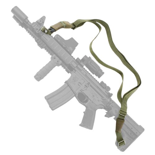 DEFCON 5 TACTICAL ASSAULT SLING OD GREEN / DEFCON 5 TACTICAL ASSAULT...