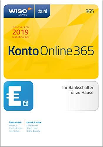 WISO Konto Online 365 (aktuelle Version 2019) [Online Code]