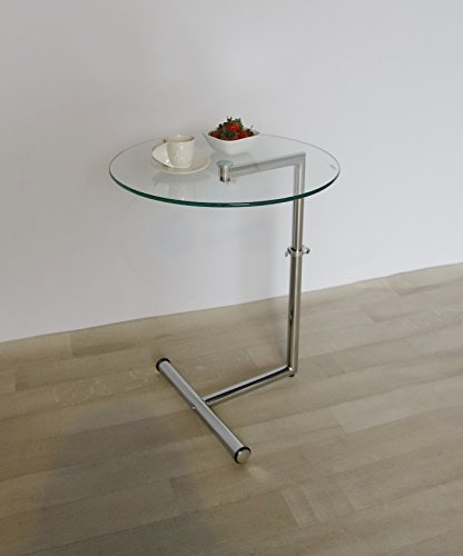 Round Coffee Table With Adjustable Height: Height Adjustable Table: Amazon.co.uk